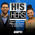 Hot off the press here's today's His & Hers with me and +Jemele Hill. Warning: She's very mad.