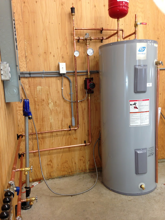 Water Heater Installation and Repairs, Jaytech Plumbing, Guelph Plumbers