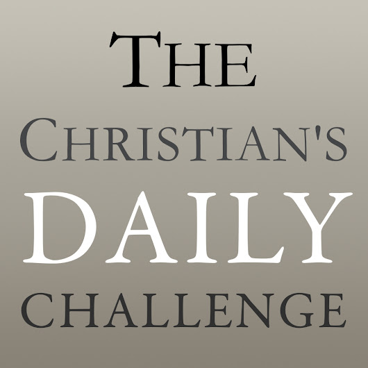 Christian's Daily Challenge