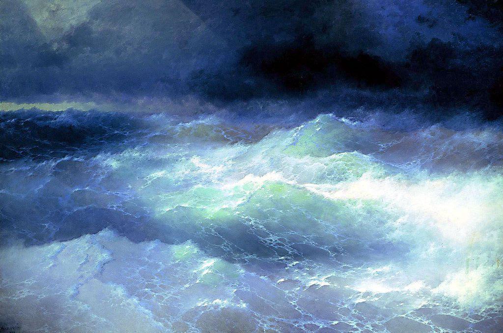 Ivan Aivazovsky (1817-1900) -peintre