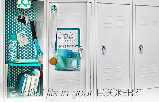 Image: Locker Accessories, Locker Shelves & Locker Decorations | PBteen