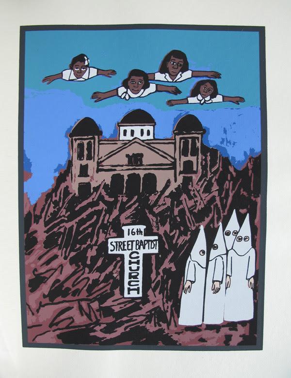 Birmingham church bombing
