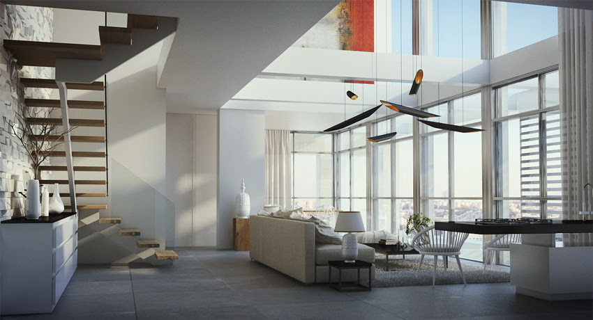 Luxurious Duplex Apartment in Jerusalem