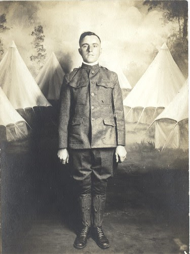 Frank Fowlie at Fort Sill