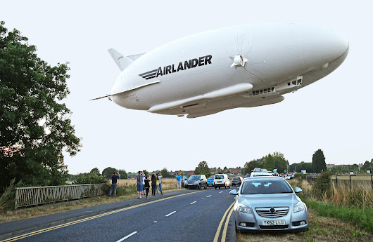 The World's Largest Aircraft Takes Its Maiden Flight | Architectural Digest