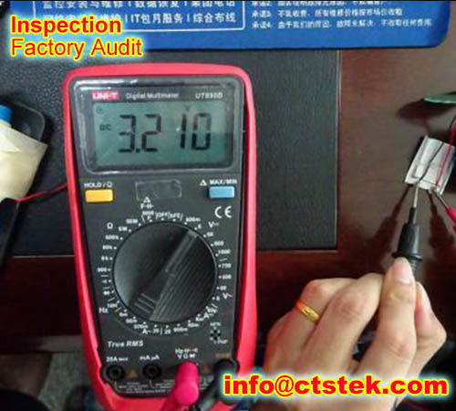 China Product Inspection: