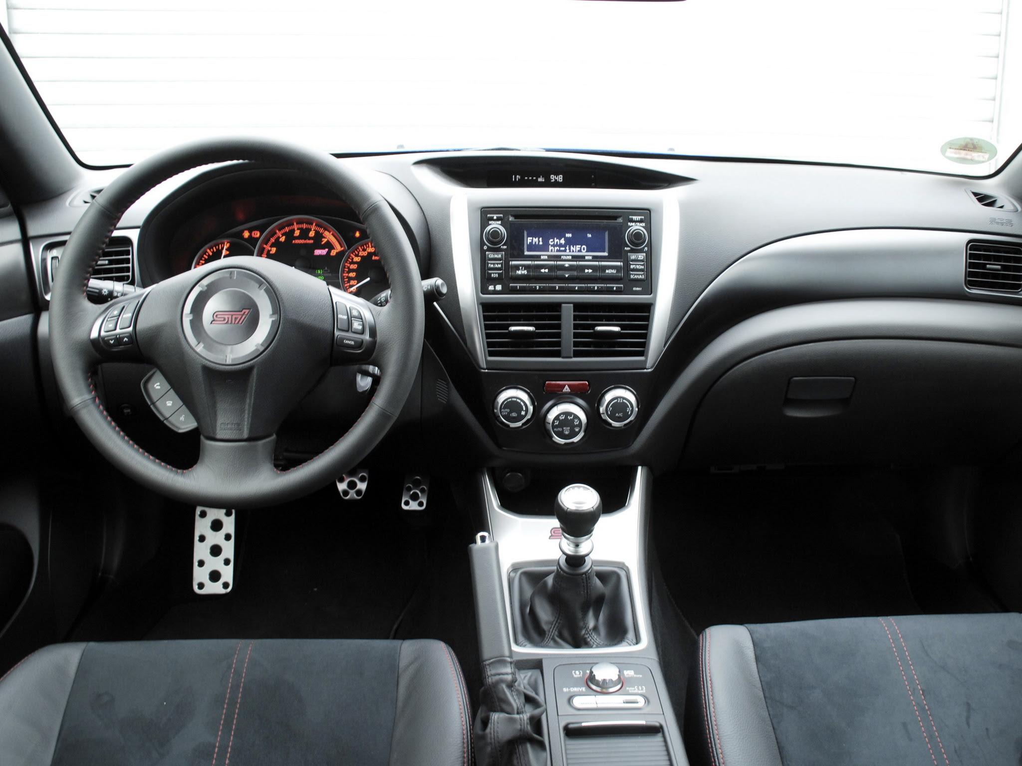20 New Subaru Impreza Wrx Sti Automatic Transmission