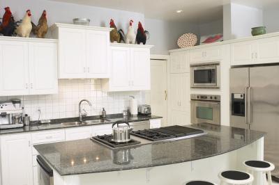How to Determine Install Heights for Kitchen Cabinets | Home Guides | SF Gate