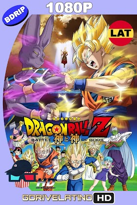 Dragon Ball Z: La Batalla de los Dioses (2013) HD 1080p Latino