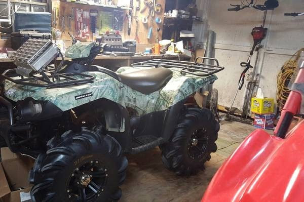 Kawasaki Brute Force 750 4x4i Motorcycles For Sale In