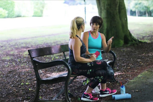 Outdoor coaching to bring fresh thinking, fitness and improved business results for professional women in the Swindon area - The Business Exchange - Swindon and Wiltshire