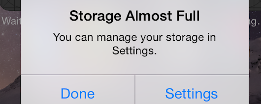 How Much Free Space Should You Leave on Your iPhone?