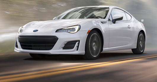 Subaru gives BRZ sport coupe more horsepower, styling