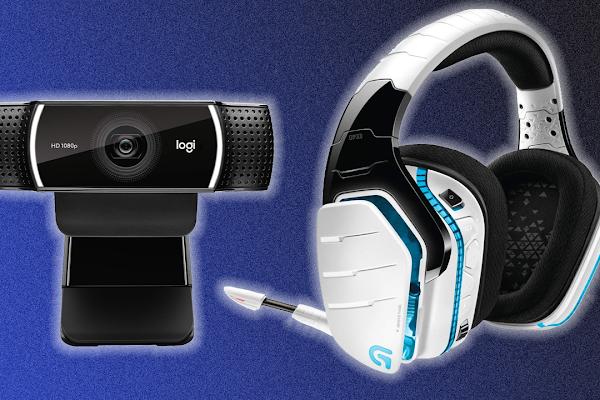 a17860442ac Logitech Amazon Deals: 50% Off C922x Webcam, $200 Off Surround Sound  System, and More