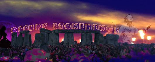 Occupy Stonehenge on Facebook