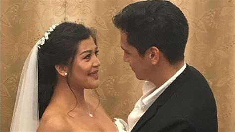 Kapuso actress Rich Asuncion ties the knot with rugby