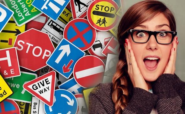 5 Preguntas Y Respuestas Que Te Sorprenderan En El Examen Teorico De Conducir