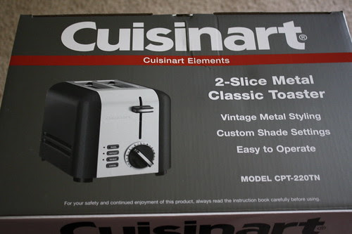 Cuisinart Elements 2-Slice Metal Classic Toaster