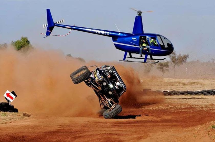 Finke organisers mull safety changes after US crash - ABC ...