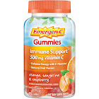 Emergen C Immune Support, Gummies, Orange, Tangerine & Raspberry - 45 gummies