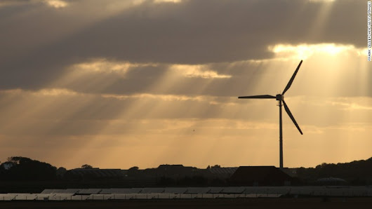 Opinion: World at tipping point for renewable energy