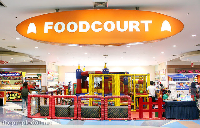 SM City Dasmarinas Food Court