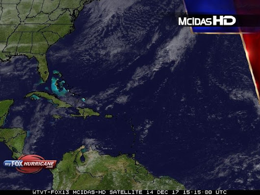 Atlantic Satellite View - Exclusive McIDAS HD | Hurricane and Tropical Storm coverage from MyFoxHurricane.com
