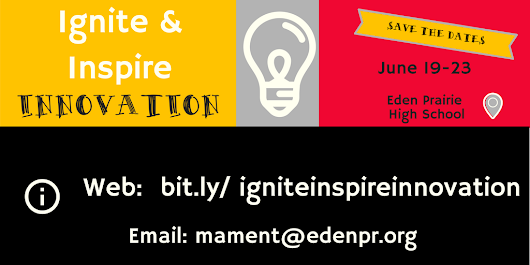 Ignite and Inspire Innovation Conference Opportunities!