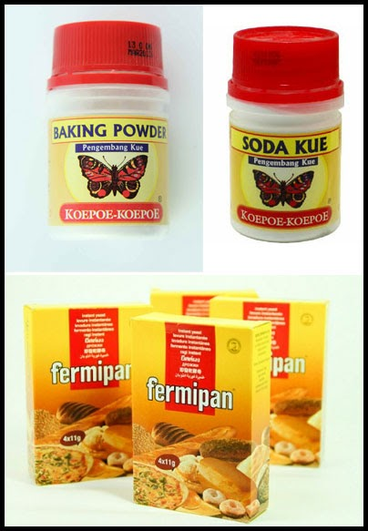 Soda Kue Baking Powder : baking, powder, Baking, Berbagai