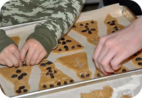 St. Nicholas cookies