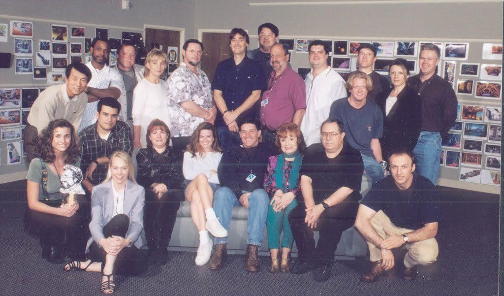 Buzz Lightyear crew photo #2