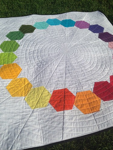 Symmetry Quilt ~ finished