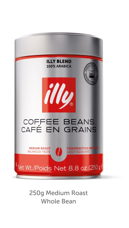 illy Recalls 8.8-Ounce Whole Bean Coffee Cans Due to Injury Hazard