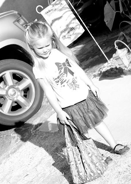 Giulietta's First Day of School 2012 13