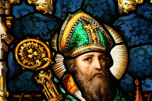 Saint Patrick and How The Irish Saved Civilization