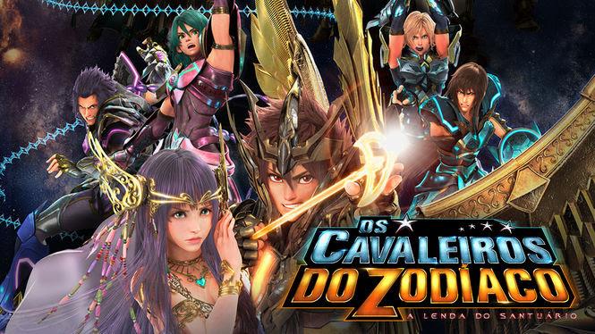 Os Cavaleiros do Zodiaco: A lenda do... | filmes-netflix.blogspot.com