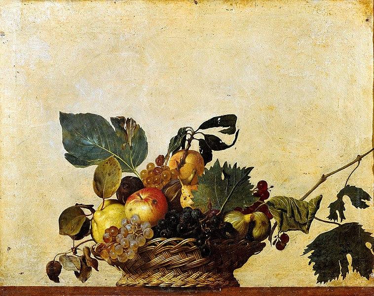 File:Canestra di frutta (Caravaggio).jpg