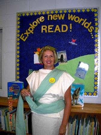 Latin teacher