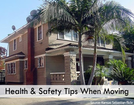 How To Ensure Your Health & Safety When Moving