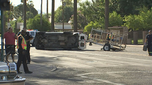16-year-old killed in car-pedestrian wreck; Glendale closed 7th St. to 7th Ave.