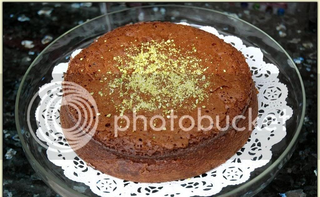 Chocolate Cake Concoction