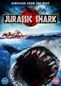 Download Jurassic Shark (2012) DVDRip 300MB Ganool