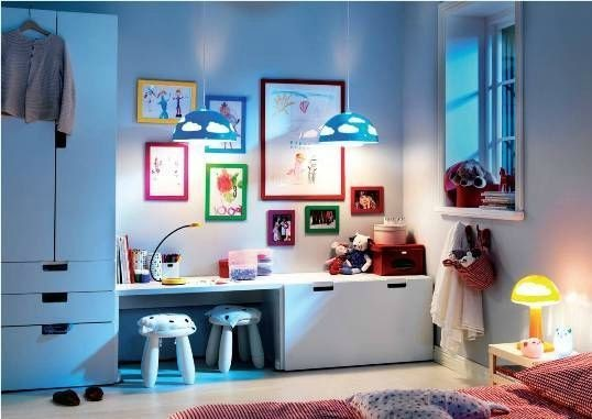 Para nuestra familia ikea mobiliario infantil for Mobiliario dormitorio infantil