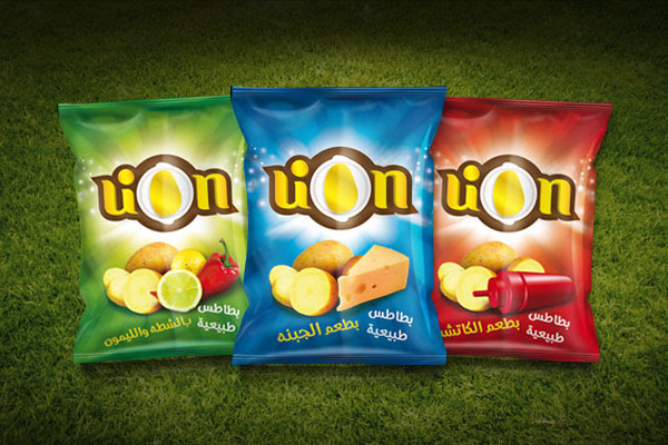 Lion Potato chips Packaging design ideas 4 30+ Crispy Potato Chips Packaging Design Ideas