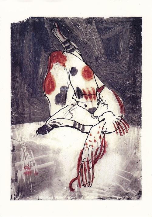 Chat. Paul Klee.