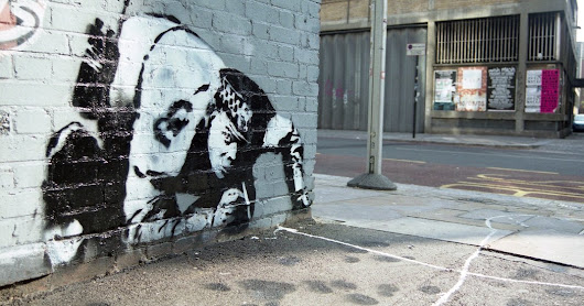 Hidden Banksy Art to Be Displayed by London Developer