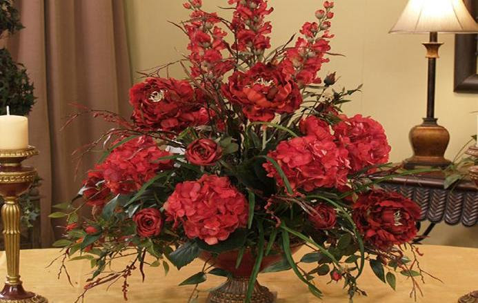Thornhill Florist Silk Flowers Plants Decorating And Staging