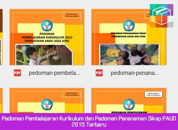 File Pendidikan Pedoman Pembelajaran Kurikulum Dan