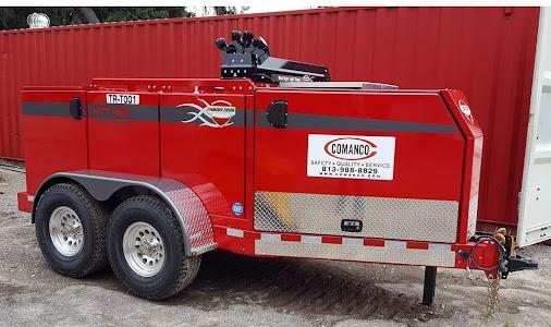 COMANCO Purchases NEW FUEL TRAILER COMANCO recently purchased a new, one-of-a-kind fuel trailer (MTT...