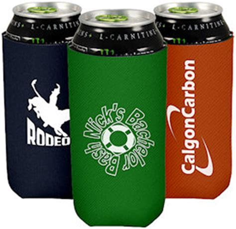 16 oz Tall Boy Coolies   Custom Koozies   Cheap